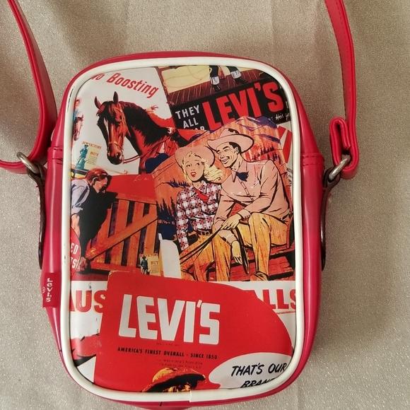 Levi's Handbags - Unusual Retro Levi's Camera Bag